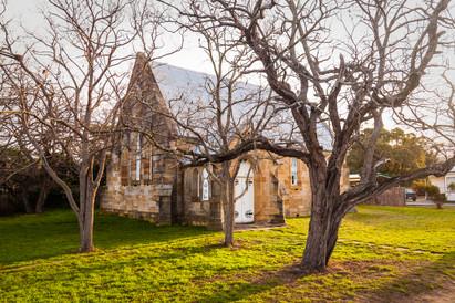 Convict Church, Richmond Tasmania