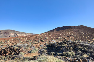 Teide National Park, Santa Cruz de Tener