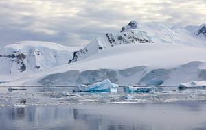 Snow and ice, Antarctica