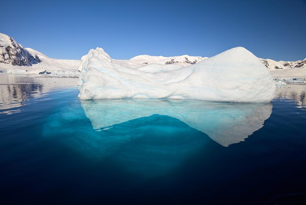 What lies beneath, Antarctica