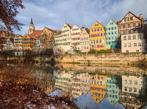 Reflections - Tubingen, Germany