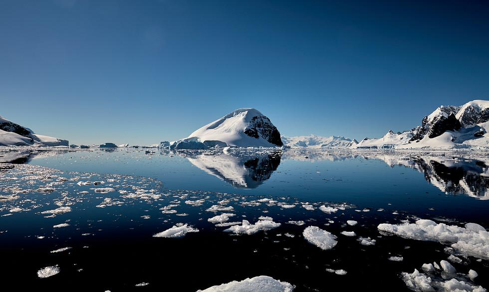 Erera Channel, Antarctica