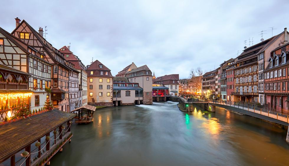 La Petite France - Strasbourg, France