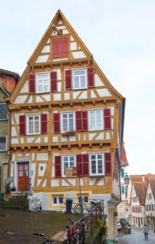Gingerbread house - Tubingen, Germany