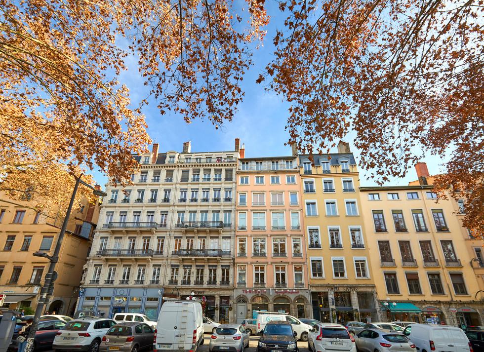 Side by side - Lyon, France
