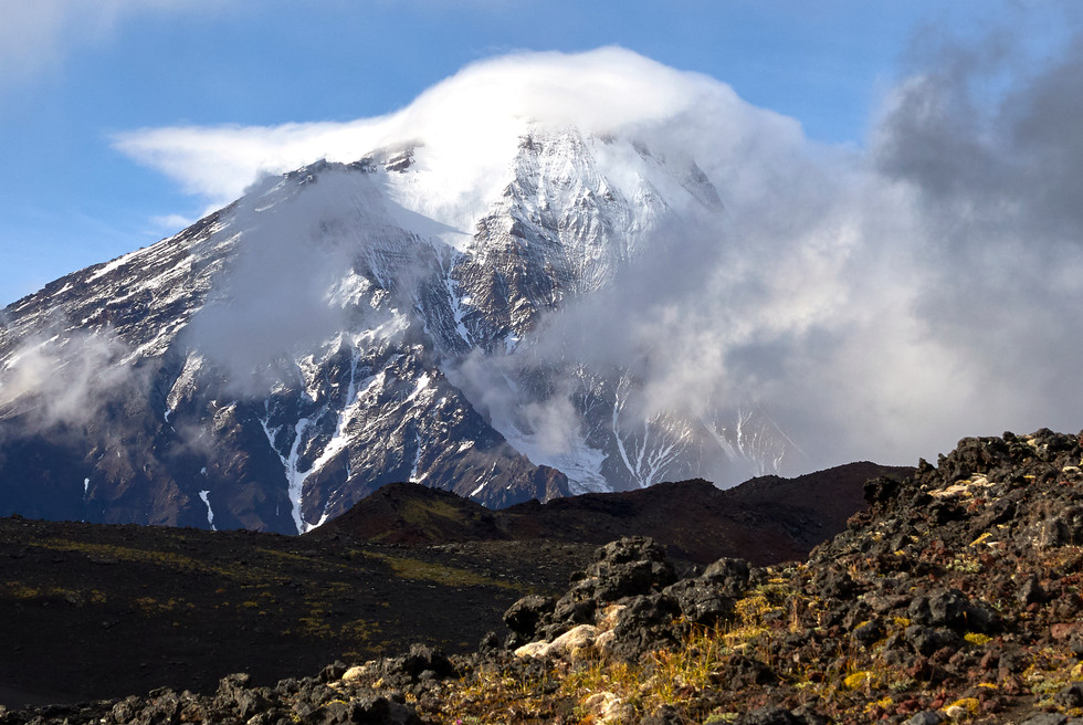 Tolbachik Volcano, Kamchatka