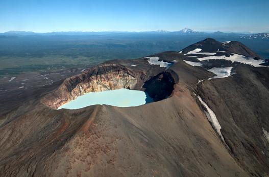 Maly Semyachek Volcano, Kamchatka