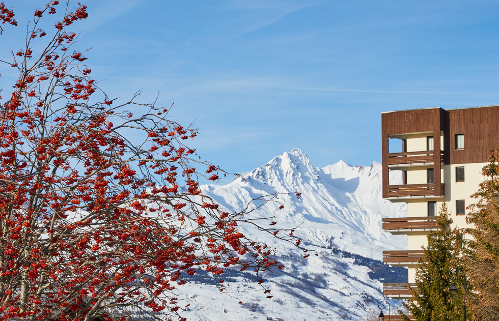 A perfect outlook, Peisey Vallandry