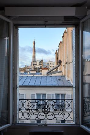 A view to remember - Paris, France