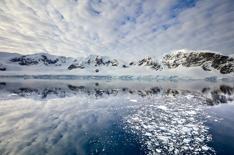 Reflections, Antarctica