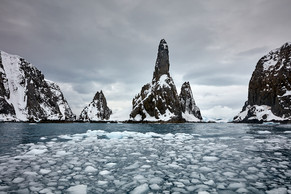 Lord of the ice, Antarctica