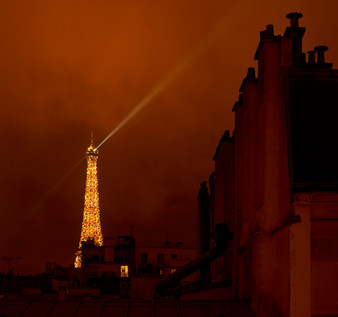 A towering beacon - Paris, France