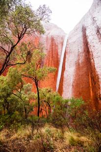 Kantju Gorge Falls, Uluru / Ayers Rock