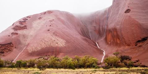 Majestic Falls, Uluru / Ayers Rock