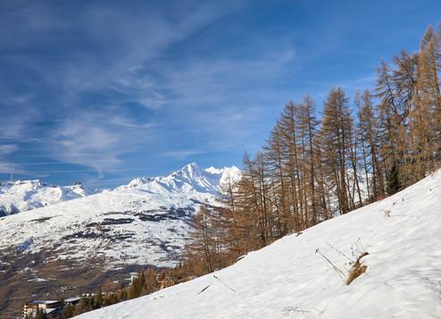 Peisey Vallandry, French Alps
