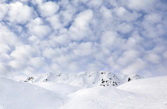 Glacier de Bellecôte, French Alps