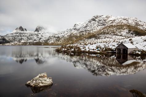 Lake Dove Boatshed, Cradle Mountain