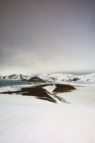 Mono world, Antarctica