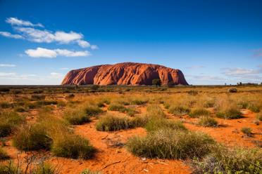 Desert Orange, Uluru / Ayers Rock