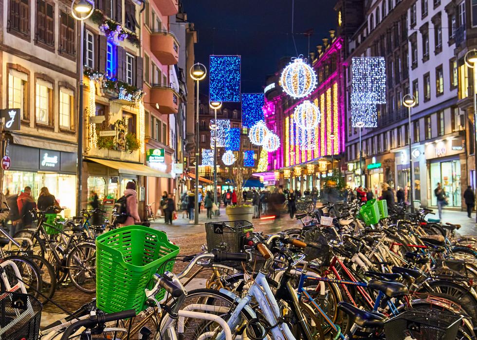 On your bike - Strasbourg, France