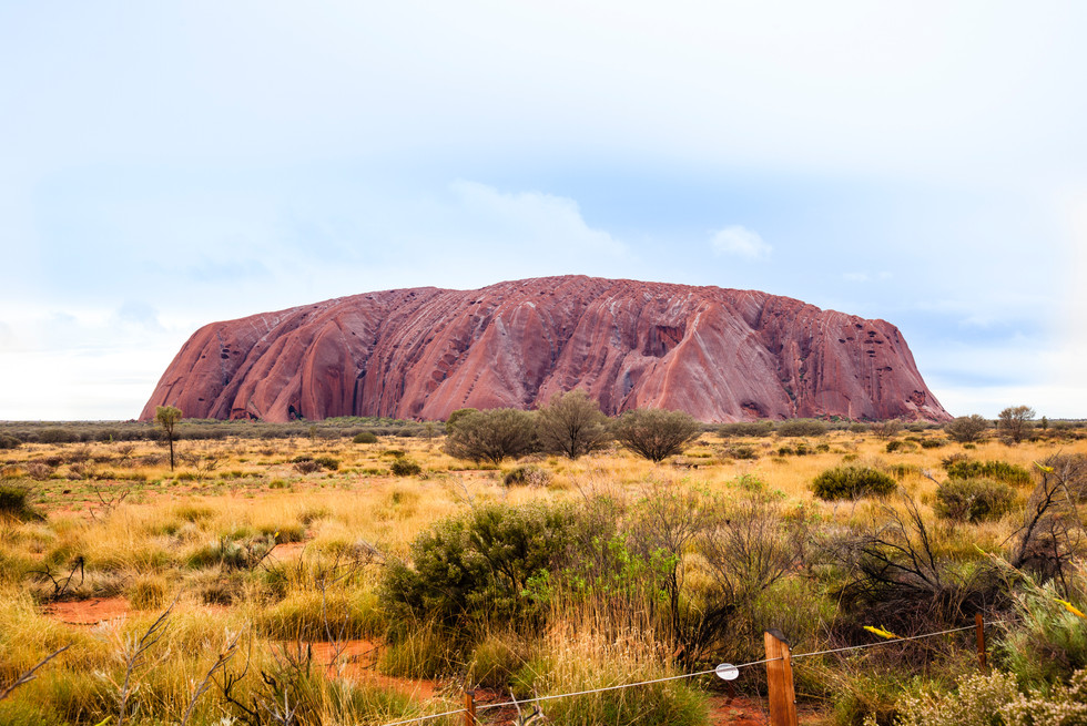 After the Storm, Uluru / Ayers Rock