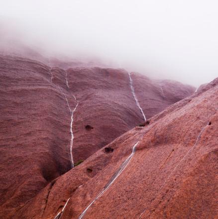 Raining on the Rock, Uluru / Ayers Rock