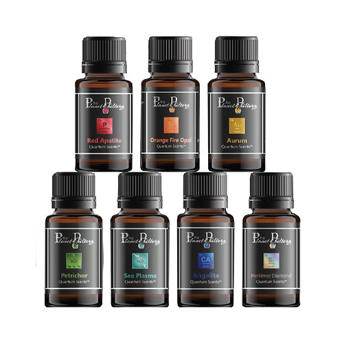 Planet Philterz Essential Oil Collection