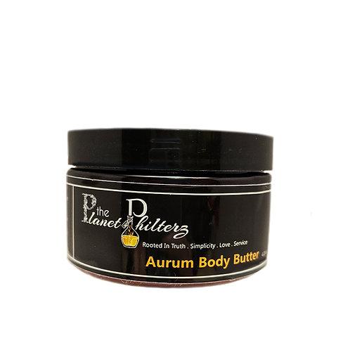 Aurum Body Butter