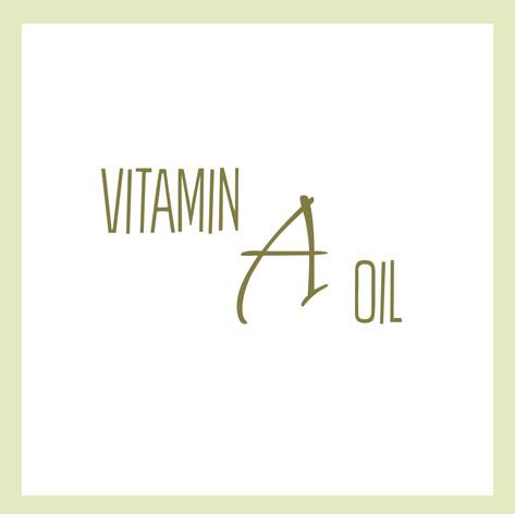 Vitamin A Oil