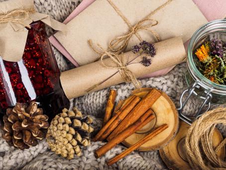 Nature's Winter Supplements