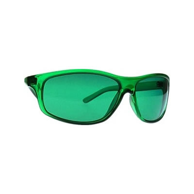 Green Chroma Therapy Glasses