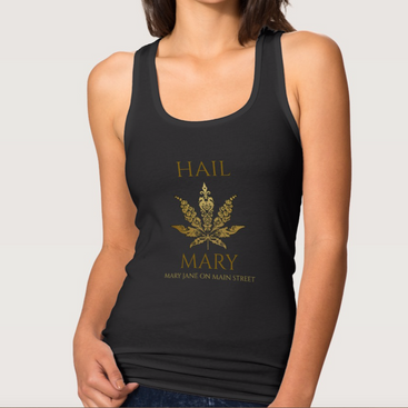 Mary Jane on Main Street Tank