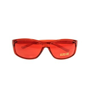 Red Chroma Therapy Glasses