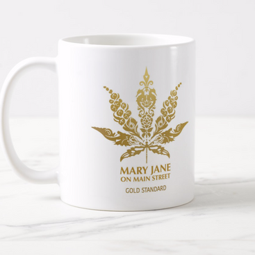Mary Jane on Mani Street Sensory Focus Reset Mug