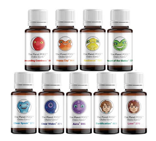 The Planet PODZ™ Scent Collection