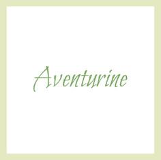 Aventurine