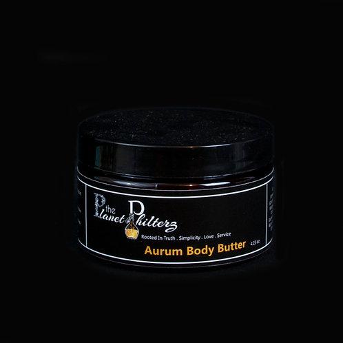 Aurum Hemp Body Butter