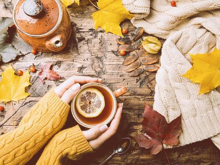 Nature's Autumn Supplements