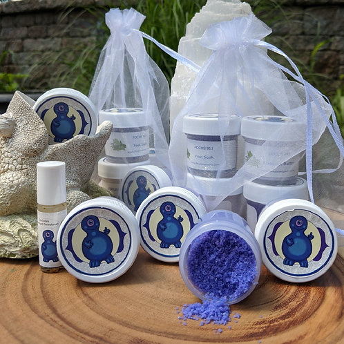 Indigo Wellness Pedi'Cure Collection