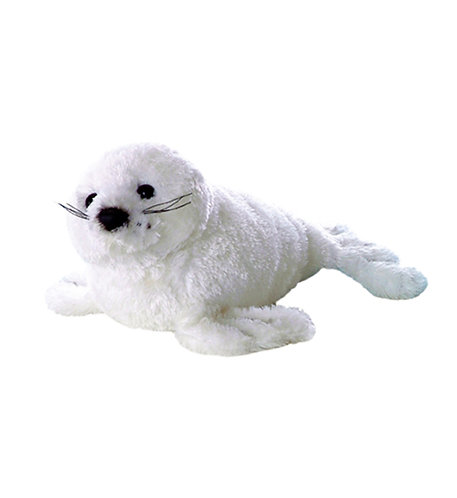 Phoque Seal Plushie Sensory Snack