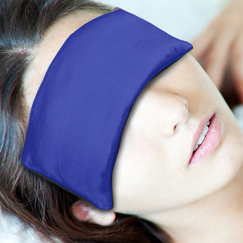 Indigo Bamboo Eye/ Body Pillow