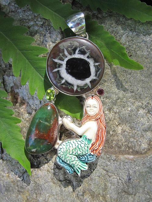 Magical Mermaid Pendant