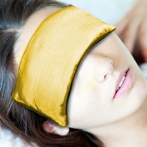 Yellow Bamboo Eye/Body Pillow