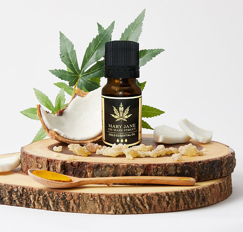 Mary Jane on Main Street Pure Essential Oil