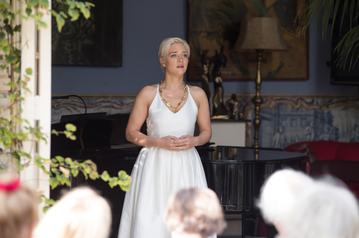 Concert in the Garden: Lauren Eberwein