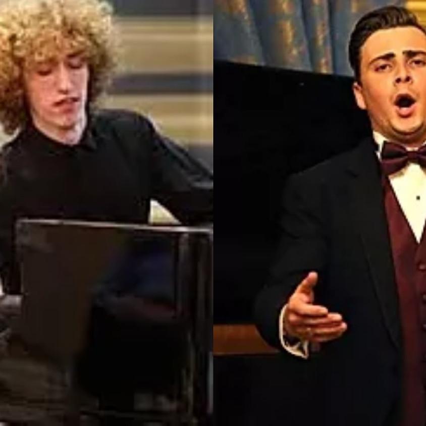 Opera Arias and Piano Masterworks - Charles Buttigieg, baritone and Michael Davidman, piano