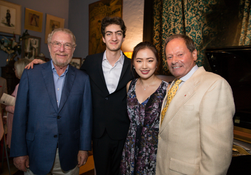 MARCH: Concert with Stephen Waarts and Chelsea Wang