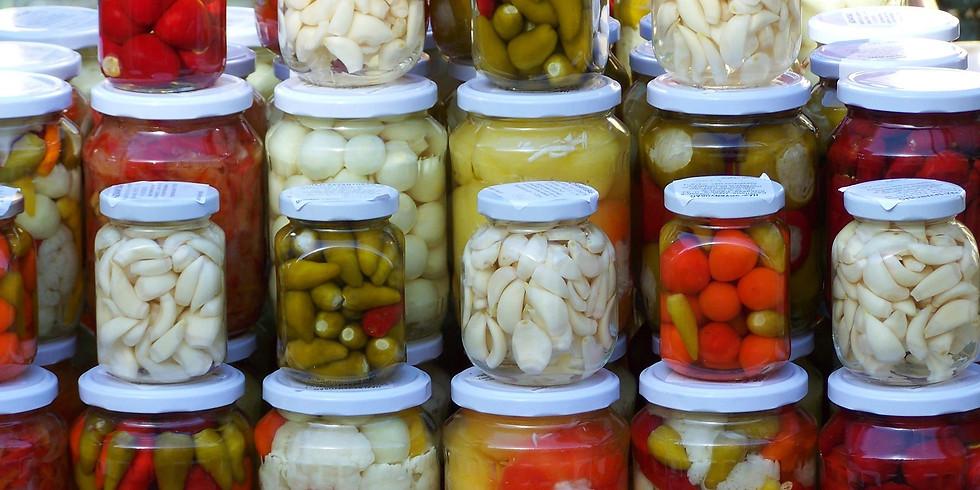 Growing Garlic and Veggie Fermentation