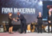 Fiona McKiernan Aramark Ring of Stars