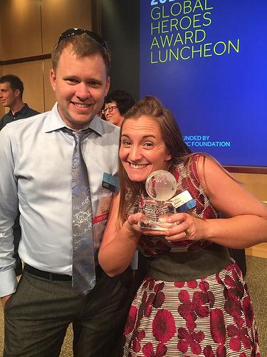 Fiona McKiernan award winning dietitian santa maria